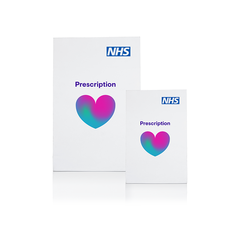Prescription Bag Transparent